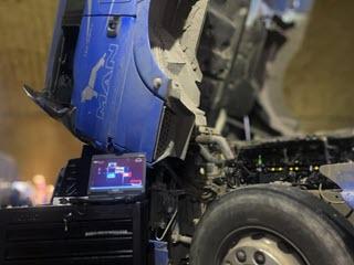 Компьютерная диагностика грузового авто