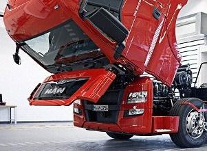 Обслуживание и ремонт автомобилей Ман